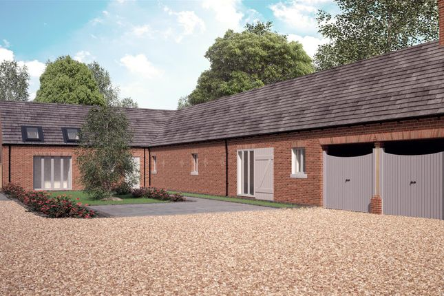 Thumbnail Bungalow for sale in Plot 8, Cadeby Court, Sutton Lane, Cadeby