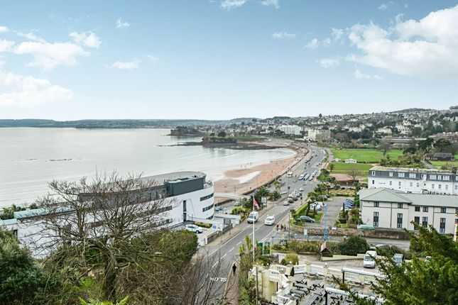 Thumbnail Flat for sale in Warren Road, Torquay