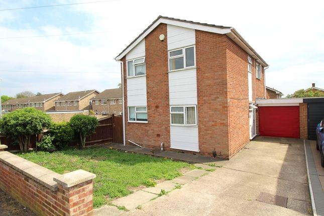 Thumbnail Detached house for sale in Elstow Road, Kempston, Bedford, Bedfordshire