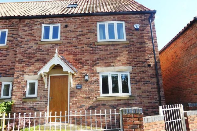 4 bed town house to rent in Main Street, Styrrup, Doncaster DN11
