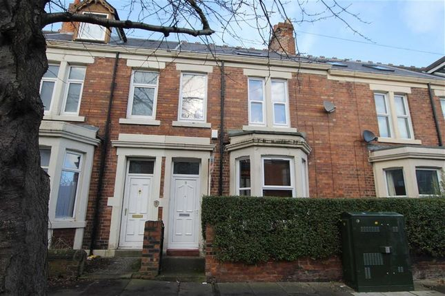 Thumbnail Terraced house for sale in Roxburgh Place, Heaton