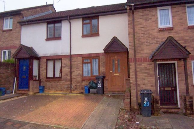 Thumbnail Terraced house to rent in Gronau Close, Honiton