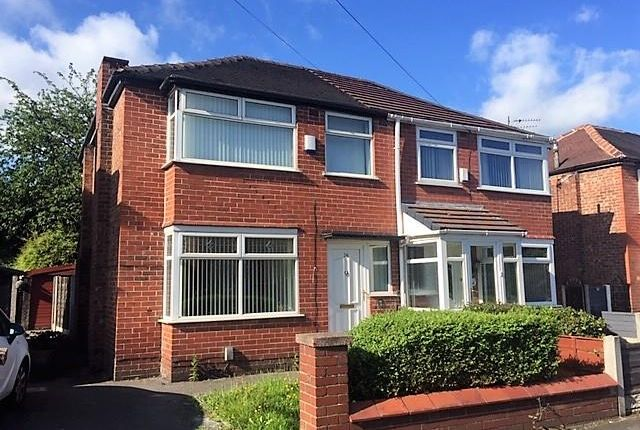 Thumbnail Detached house to rent in Trevor Road, Eccles, Manchester