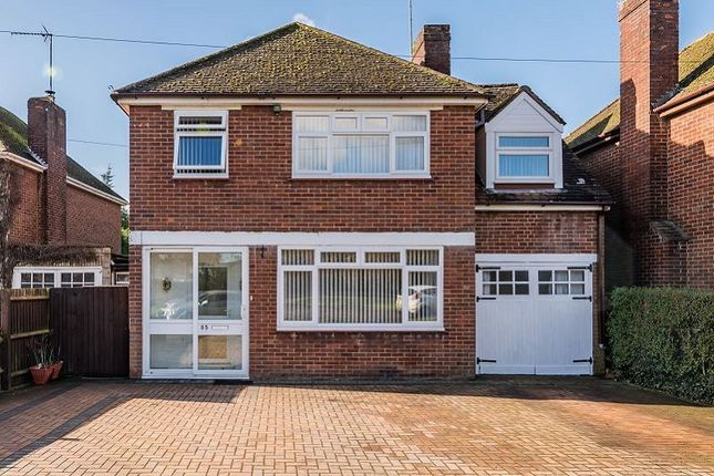 Thumbnail Detached house for sale in Daventry Road, Banbury, Oxon