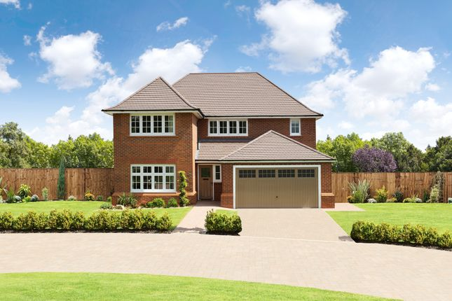 """Thumbnail Detached house for sale in """"Sunningdale"""" at Mercian Way, Eagle Drive, Tamworth"""