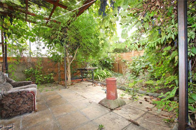 Garden of Westbury Avenue, London N22