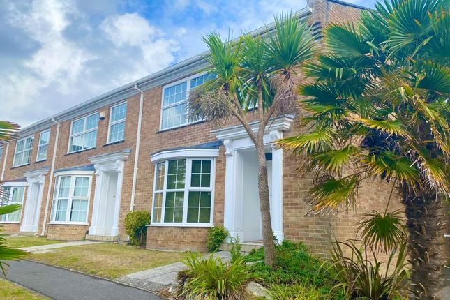 Thumbnail End terrace house to rent in Wedgewood Drive, Whitecliff, Poole