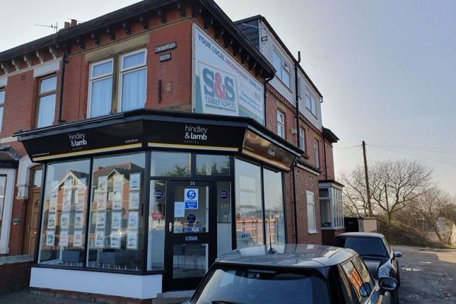 3 bed maisonette to rent in Westcliffe Drive, Blackpool, Lancashire FY3