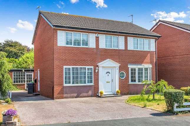 Thumbnail Detached house for sale in Cottesmore Place, Blackpool