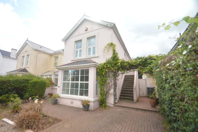 Thumbnail Flat to rent in Cricketfield Road, Torquay