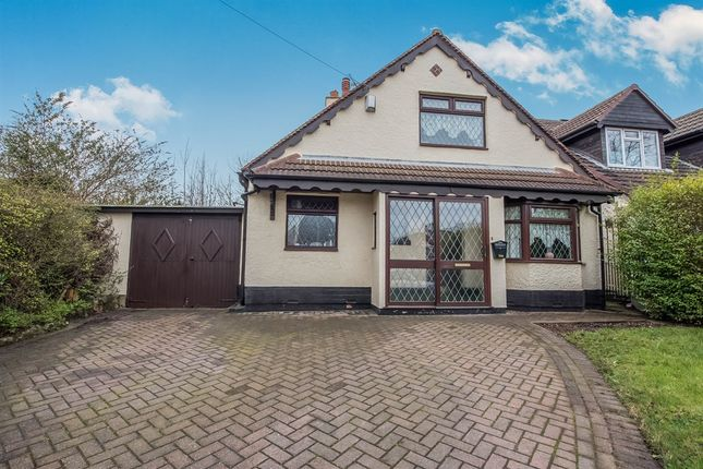 Thumbnail Detached bungalow for sale in Walker Road, Walsall