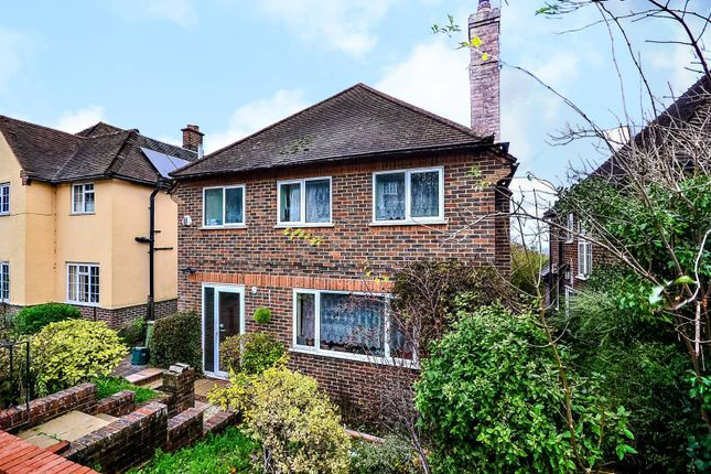 Thumbnail Detached house for sale in High View Road, Guildford