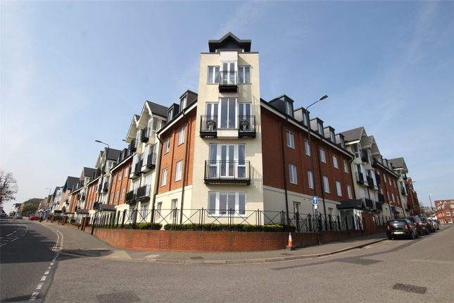 Thumbnail Flat for sale in Benedictine Place, 1 Marlborough Road, St. Albans, Hertfordshire