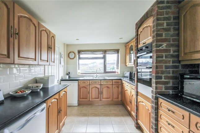 Thumbnail Detached house for sale in Old Great North Road, Stibbington, Peterborough
