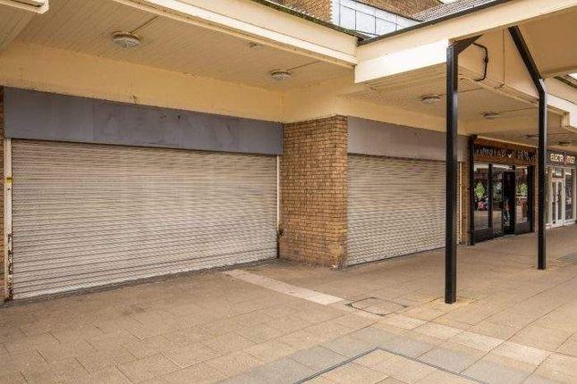 Thumbnail Retail premises to let in Unit A Belvoir Shopping Centre, Coalville, Coalville