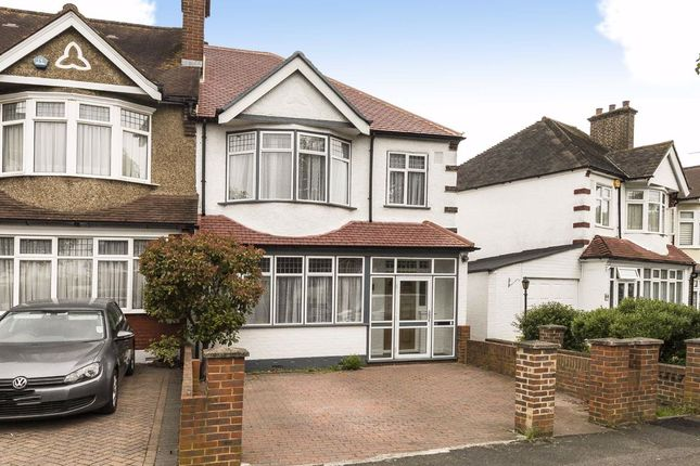 Thumbnail Flat to rent in Pollards Hill South, London