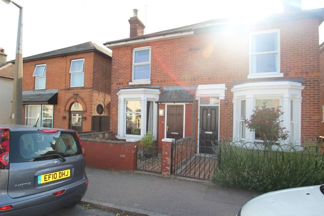 Thumbnail Terraced house to rent in Ladysmith Avenue, Brightlingsea, Colchester
