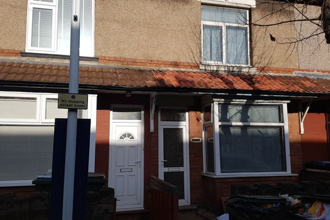 Thumbnail Shared accommodation to rent in Bolingbroke Road Room 4, Coventry