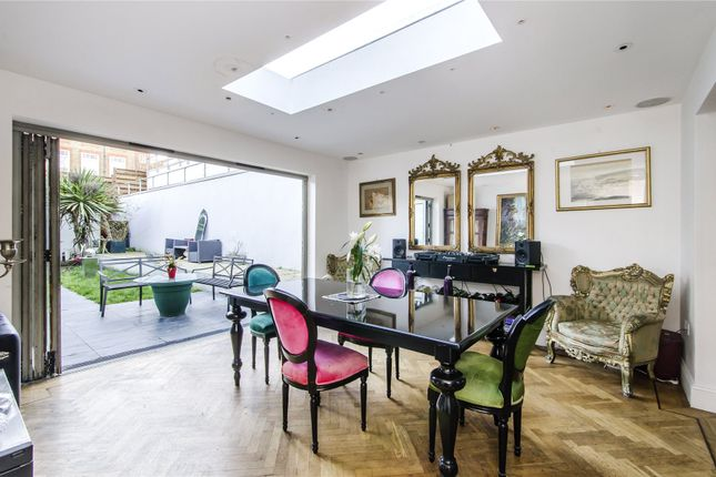 Thumbnail Terraced house for sale in Battersea Park Road, London