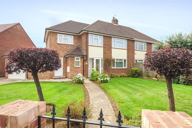 Semi-detached house to rent in York Road, Windsor, Berkshire