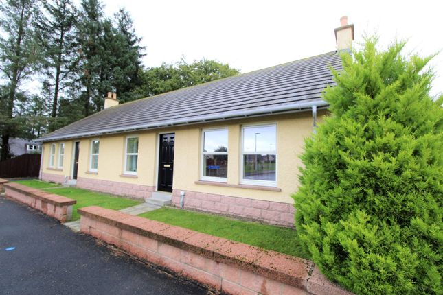 Thumbnail Semi-detached bungalow for sale in Fraser Way, Inverurie