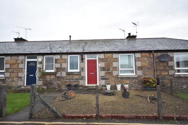 Thumbnail Terraced bungalow for sale in Bruceland Road, Elgin