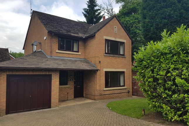 Thumbnail Detached house to rent in Church Meadow, Hyde
