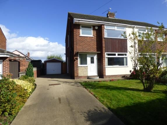Thumbnail Semi-detached house for sale in Thirlmere Road, Whitby, Ellesmere Port, Cheshire
