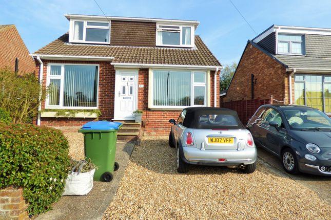 Thumbnail Detached bungalow to rent in Barnbrook Road, Sarisbury Green, Southampton