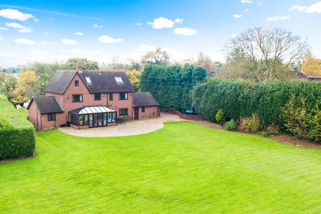 5 bed detached house for sale in Woolpit, Bury St Edmunds, Suffolk