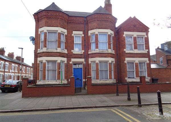 Thumbnail End terrace house for sale in Skipworth Street, Leicester