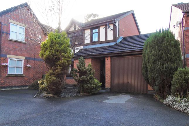 Front of Sunloch Close, Aintree, Liverpool L9