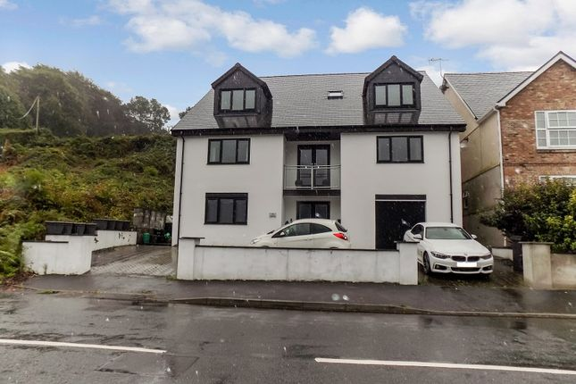Thumbnail Detached house for sale in Ty Gwyn, Neath Road, Resolven, Neath, Neath Port Talbot.
