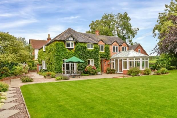 Detached house for sale in Doveridge, Ashbourne, Derbyshire