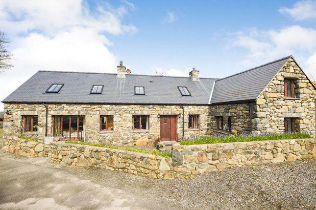 4 bed cottage for sale in Yr Hen Efail, Llwyngwril, Gwynedd LL37