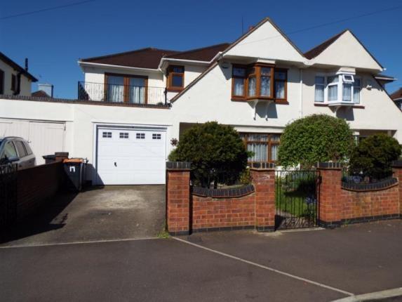 Thumbnail Semi-detached house for sale in Lancaster Avenue, Bedford, Bedfordshire