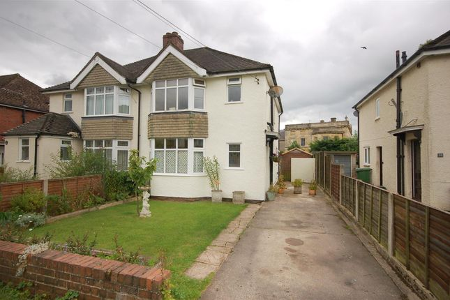 Thumbnail Semi-detached house for sale in Kingshill Park, Dursley
