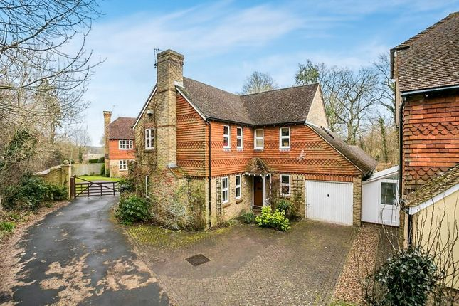 Thumbnail Link-detached house for sale in Newton Willows, Groombridge, Tunbridge Wells