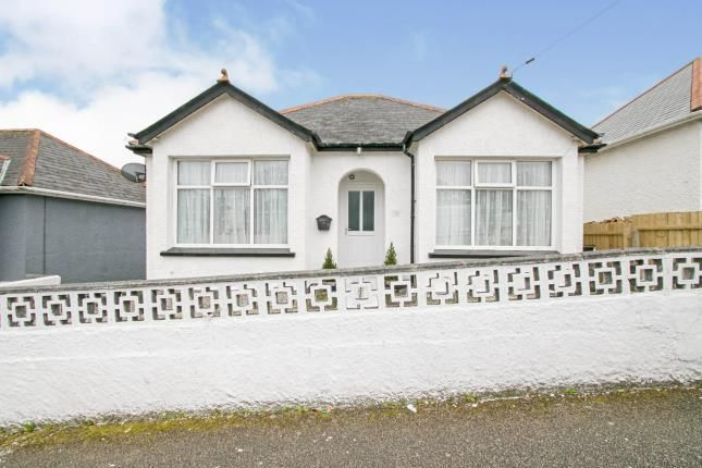 Thumbnail Bungalow for sale in Falmouth, Cornwall, .
