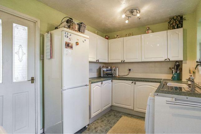 Kitchen of Britannia Drive, Stretton, Burton-On-Trent DE13