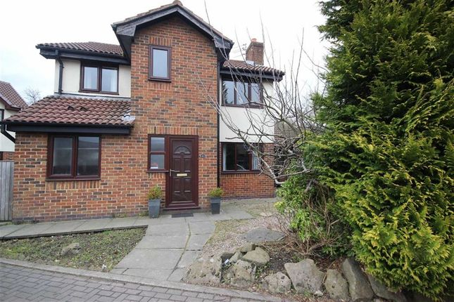 Thumbnail Detached house to rent in Firecrest Close, Walkden, Manchester