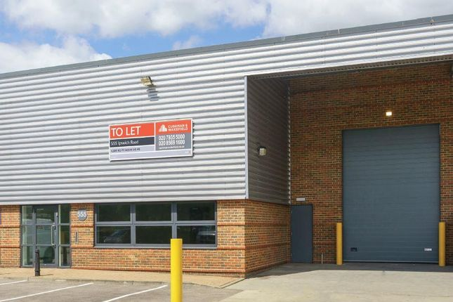 Industrial to let in 555 Ipswich Road, Slough