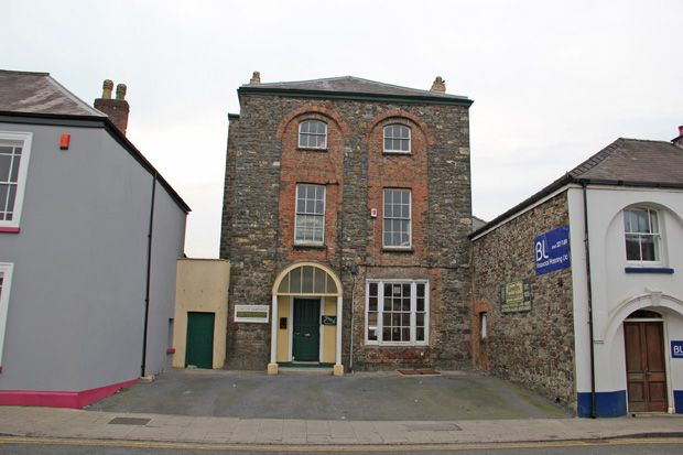 Thumbnail Office to let in Spilman Street, Carmarthen, Carmarthenshire