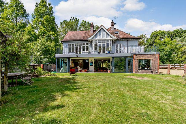 Thumbnail Detached house for sale in Old Malden Lane, Worcester Park