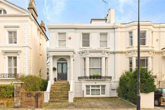 Thumbnail Semi-detached house to rent in Priory Road, South Hampstead, London