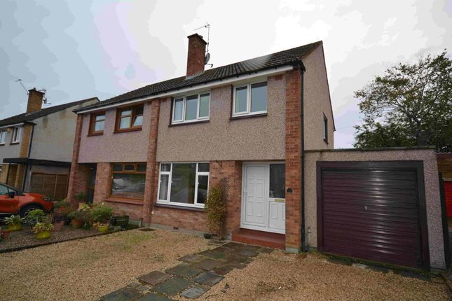 Thumbnail 3 bed semi-detached house to rent in Drumossie Avenue, Inverness, Inverness, Highland