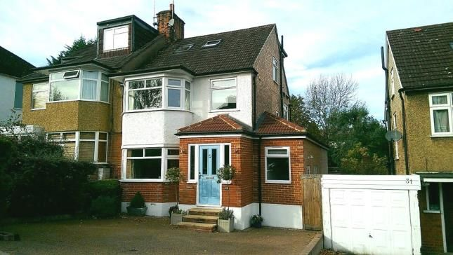 Thumbnail Semi-detached house for sale in Monks Avenue, Barnet