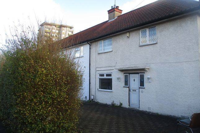 Thumbnail Terraced house to rent in Manor Road, London