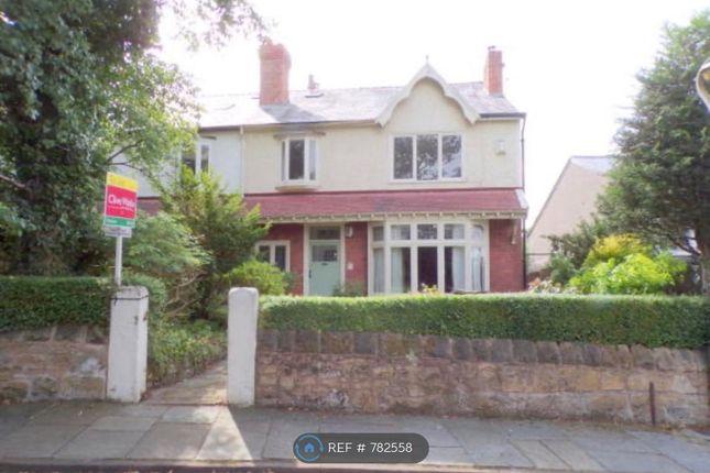Thumbnail Flat to rent in Poplar Road, Prenton