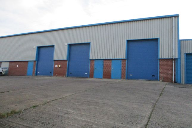 Thumbnail Light industrial to let in Heol Ffaldau, Brackla Industrial Estate, Bridgend